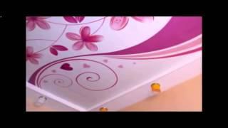видео Натяжные потолки -Каталог наших услуг