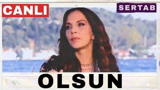 Sertab Erener - Olsun  Akustik @ Şeffaf Oda