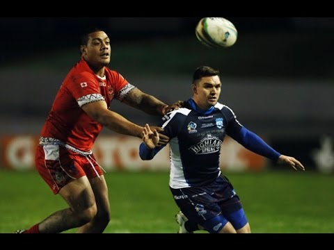 World Cup TV: Tonga V Scotland Highlights