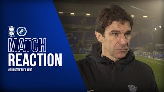 Karanka - Draw a fair result | Blues 0-0 Millwall