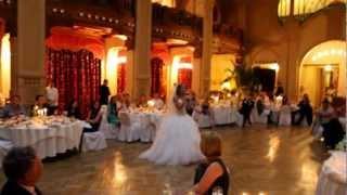Свадебный сюрприз невесты жениху