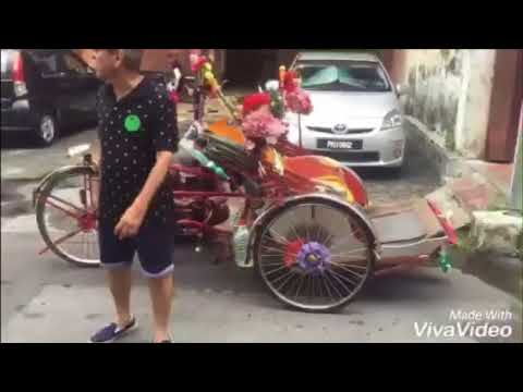 Penang Street Art | Unesco Heritage Site : Vlog VII (Part 1)