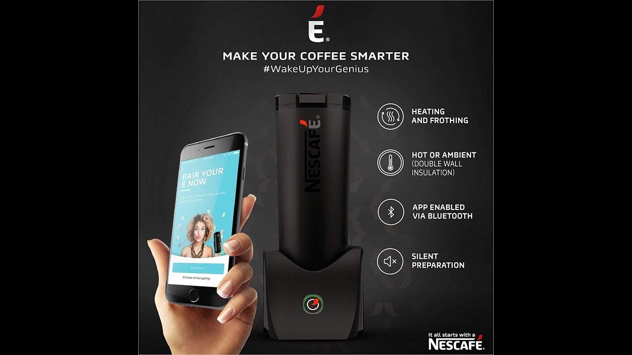 Maker Nescafé Travel Smart Mug And É Coffee RS5q34AjcL