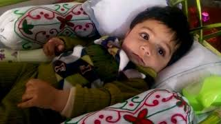 SULEMAN VIDEO CUTE FUNNY AND ANGRY BABY PLAYING