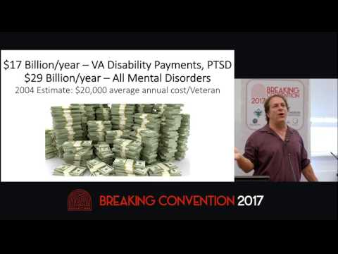 Rick Doblin - Latest Developments In Psychedelic Science From MAPS
