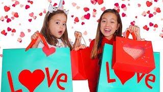 Обмен ПОДАРКАМИ ко Дню Святого Валентина!