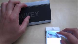 aukey apollo 3d surround sound bluetooth speaker review