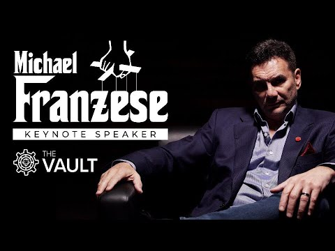 Meet Michael Franzese at the Vault Conference - YouTube