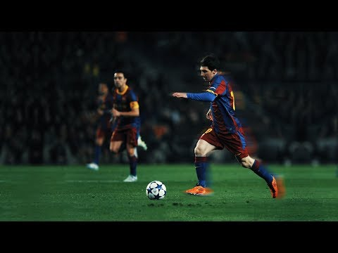 Lionel Messi - The King Of Runs | HD