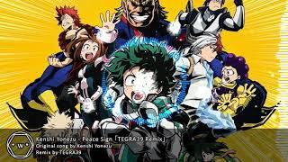 「Koplo」 (My Hero Academia Season 2) Kenshi Yonezu - Peace Sign 「TEGRA39 Remix」