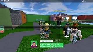 Trollando with ADMINISTRATOR commands on Roblox!! (Big Brother Brazil)