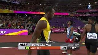 Mondiaux d'Athlétisme : Bolt tranquille, Vicaut le suit en demi-finale