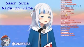 Gawr Gura | Ride on Time