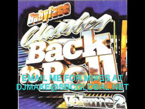 Babyface classics vol 2 back to roll dj chicago house mix for House classics album