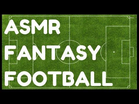 ASMR: Fantasy Football - Week 13a