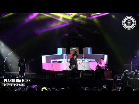 Plastilina Mosh - Pervert Pop Song - Pal Norte 2014