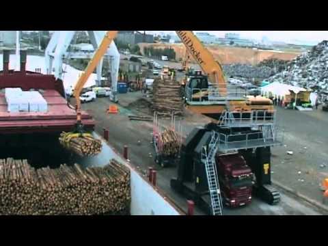 MultiDocker - Efficient material handling in a port