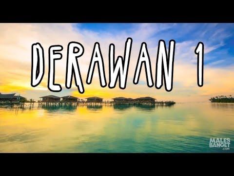 [INDONESIA TRAVEL SERIES] Jalan2Men 2014 - Derawan - Episode 4 (Part 1)