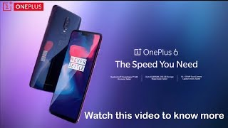 OnePlus 6 - Indian Price?