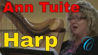 Ann Tuite   Dublin Wedding Harpist   ChurchMusic ie YouTube Thumbnail