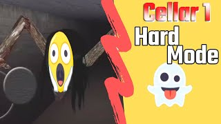 Slendrina The Cellar Game Cellar 1 Hard Mode Walkthrough