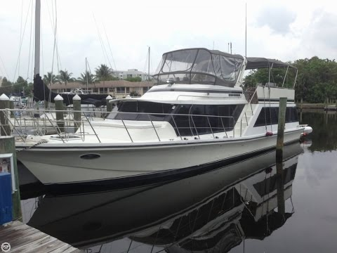 [UNAVAILABLE] Used 1988 Bluewater Yachts 51 in North Fort Myers, Florida
