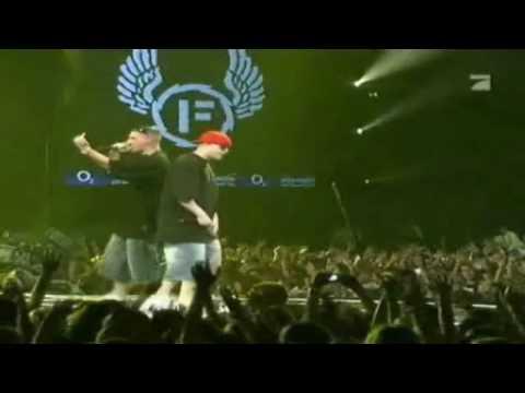 Fler - Papa ist zurück live (Bravosupershow)