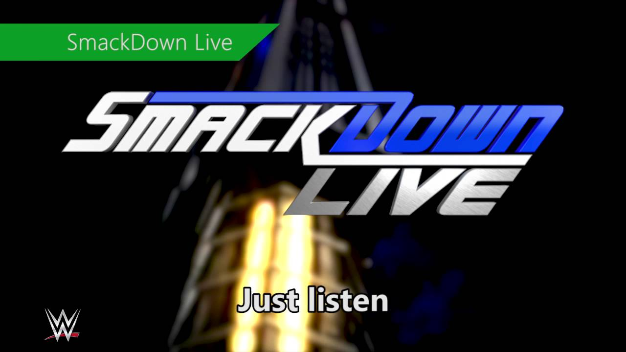 WWE SmackDown Live - Unstoppable (Program Theme)