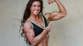 Rachael Chaskey Unbelivable Muscles!!!!!!!!!!!!!