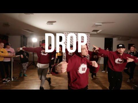 Drop  K Camp  Gabor Dukai Choreography   BRONSIS