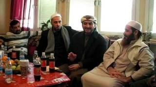 المنشد محمد العزاوي يتلوا تلاوة العيد العراقية في السويد