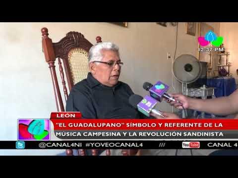 """León: """"El Guadalupano"""" símbolo y referente de la música campesina y la Revolución Sandinista"""