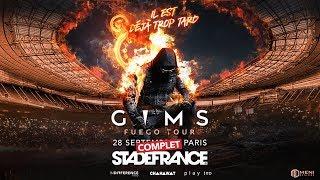 GIMS - Concert au Stade de France COMPLET 🔥🔥🔥