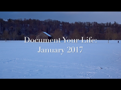 Document Your Life: January 2017