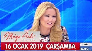 Müge Anlı ile Tatlı Sert 16 Ocak 2019 Çarşamba - Tek Parça