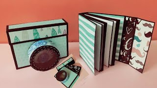 scrapbook for beginners | scrapbook tutorial | how to make a scrapbook | scrapbook for birthday