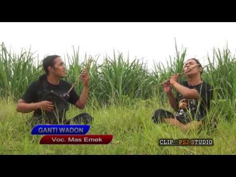 GANTI WADON  (Cover) Emek Aryanto