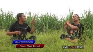 Gambar cover GANTI WADON  (Cover) Emek Aryanto