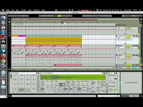 HD Tutorial Dasar Membuat Musik Chiptune/8bit Dengan Ableton Live [Bahasa Indonesia]