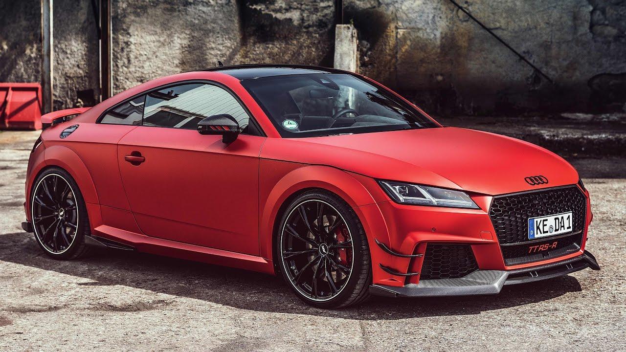 Mein Auto Ist Fertig Abt Audi Tt Rs R 500ps Youtube
