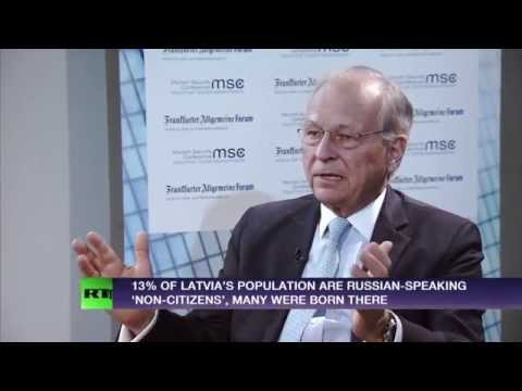 Threat or Fret? (Ft. Wolfgang Ischinger, Chairman of the Munich Security Conference)