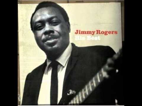 Jimmy Rogers - My Last Meal
