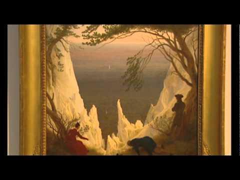 Caspar David Friedrich. Trailer zum Doku-Film.