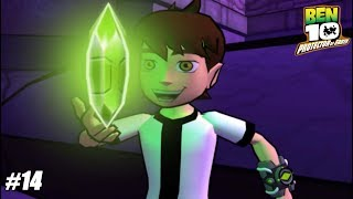 Ben 10 Protector of Earth - PS2 Playthrough 1080p Gold Coast Theater (PCSX2) PART 14