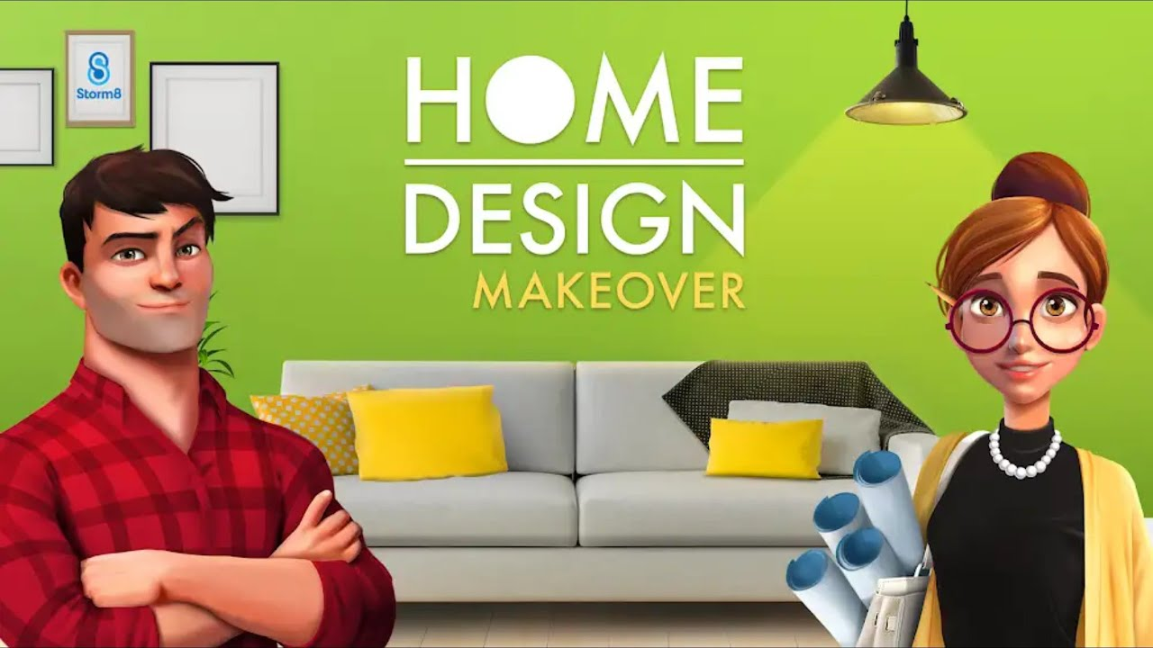 Home Design Makeover Gameplay