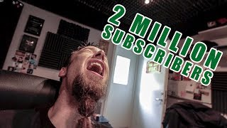 2 MILLION SUBSCRIBERS!! (and also coming to Berlin)