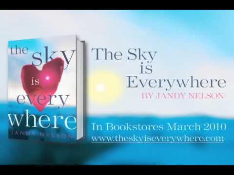 The Sky is Everywhere book trailer video