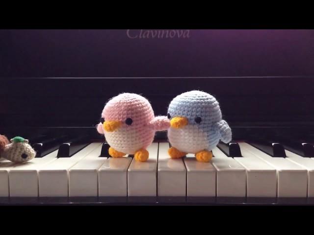 Tiny Adventure!!  (silent stop motion Amigurumi animation)