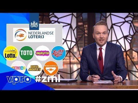 Nederlandse loterijen - Zondag met Lubach (S10)