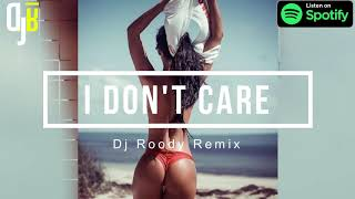 Gambar cover Ed Sheeran & Justin Bieber - I Don't Care (House Remix) 124 bpm